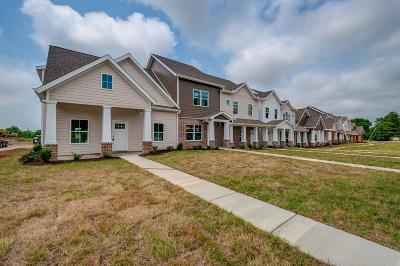 Nashville Condo/Townhouse For Sale: 834 Ashland Place Dr