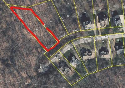 Residential Lots & Land For Sale: 9502 Grand Haven Dr Lot 86