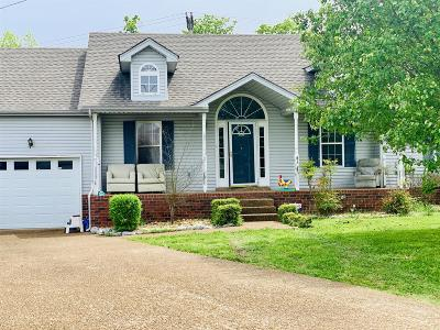 Lavergne Single Family Home For Sale: 4125 Mountain Top Trl