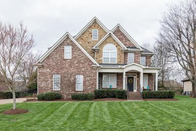 Hendersonville Single Family Home For Sale: 1010 Whispering Wind Way