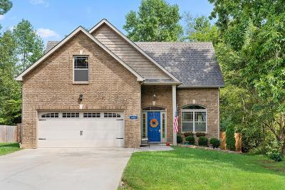 Clarksville Rental For Rent: 1487 Dewberry Road