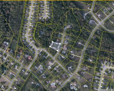 Clarksville Residential Lots & Land Active Under Contract: 610 Diane Ct