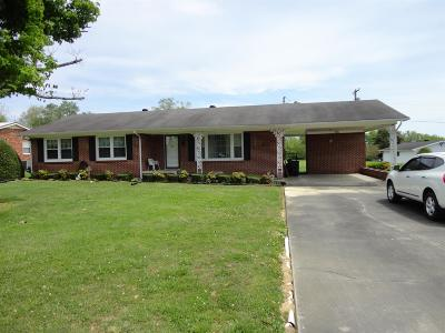 Smithville Single Family Home Under Contract - Not Showing: 104 Fairdale Ln