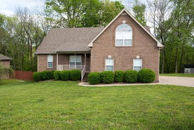 Greenbrier Single Family Home Under Contract - Not Showing: 4096 Summit Dr