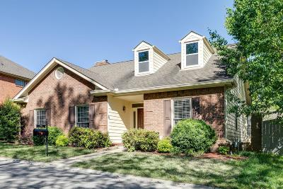 Franklin Single Family Home Under Contract - Showing: 1528 Bedford Cmn