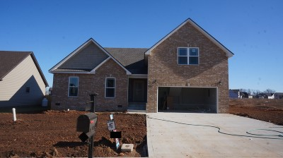 Clarksville Single Family Home Under Contract - Showing: 444 Autumnwood Farms