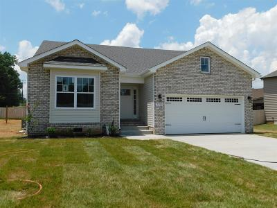 Clarksville Single Family Home For Sale: 1 Hazelwood Court