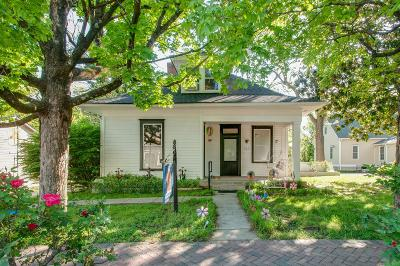Franklin Single Family Home For Sale: 232 N 3rd Ave