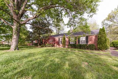 Nashville Single Family Home For Sale: 850 Rodney Dr