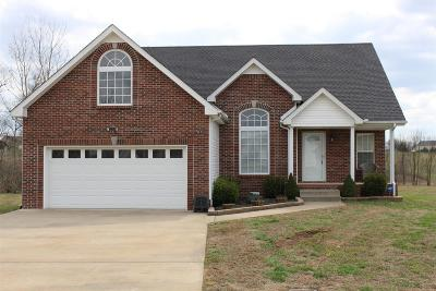 Clarksville TN Single Family Home For Sale: $198,500