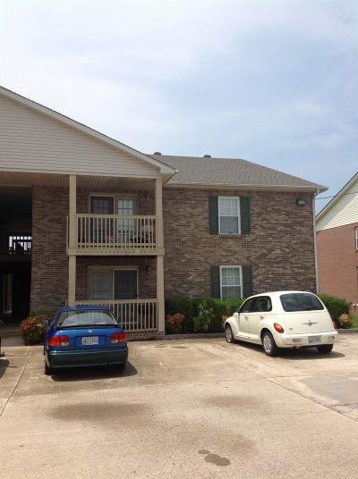 Clarksville Rental For Rent: 374 Jack Miller Blvd - H