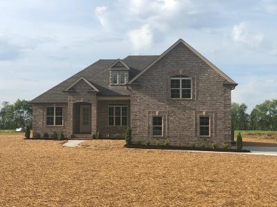 Gallatin Single Family Home For Sale: 128 Branham Mill Rd.