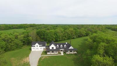 Columbia Single Family Home Active Under Contract: 2550 Taylor Rd