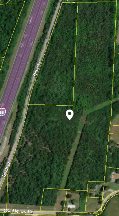 Spring Hill  Residential Lots & Land For Sale: Owl Hollow Rd