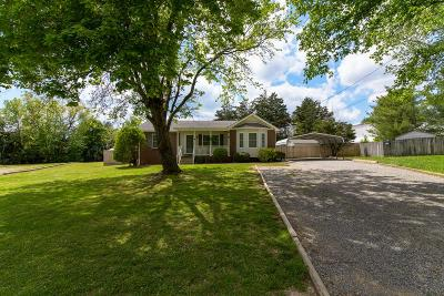 White House Single Family Home Under Contract - Showing: 101 Hobbs Dr