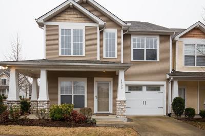 Nashville Condo/Townhouse For Sale: 1500 Lincoya Bay Dr
