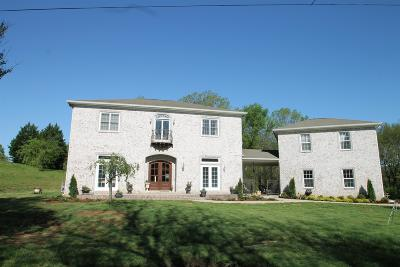Columbia Single Family Home For Sale: 2452 Darks Mill Rd