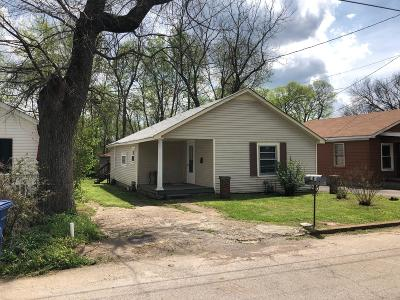 Maury County Single Family Home For Sale: 303 Glass St