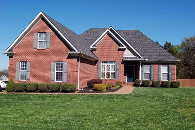 Nolensville Single Family Home Under Contract - Showing: 1135 Ben Hill Blvd