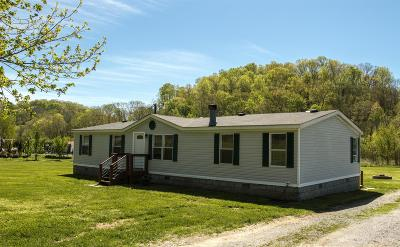 Columbia Single Family Home For Sale: 6740 Leipers Creek Rd