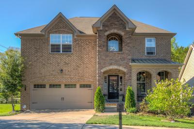 Nolensville Single Family Home For Sale: 501 Dante Ranch Ln