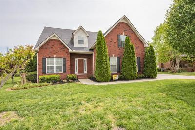 Murfreesboro Single Family Home For Sale: 2413 Banyon Dr