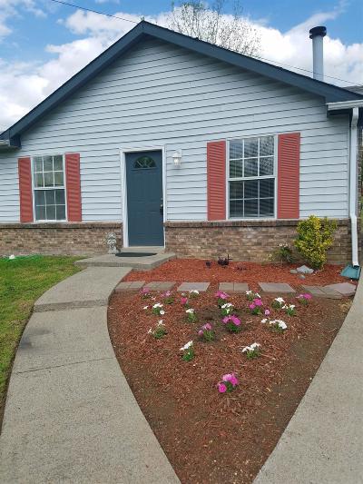 Nashville Single Family Home For Sale: 1355 Bellshire Terrace Dr