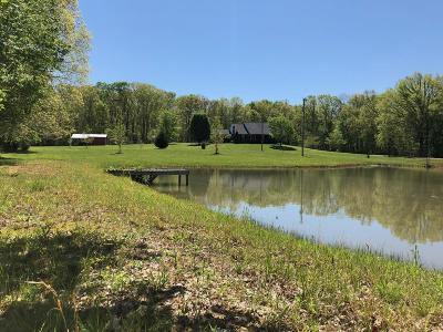Summertown Single Family Home Under Contract - Showing: 138 Alexander Springs Rd
