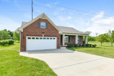 Gallatin Single Family Home For Sale: 352 Drivers Ln