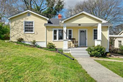 Nashville Single Family Home For Sale: 432 McClellan Ave