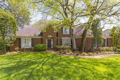 Brentwood Single Family Home For Sale: 909 S Lane Ct