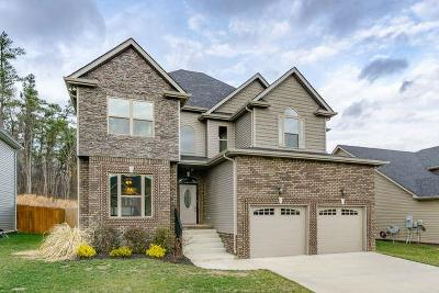 Clarksville TN Single Family Home For Sale: $328,500