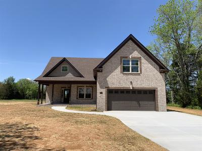 Lascassas Single Family Home Active Under Contract: 9993 McKee Rd