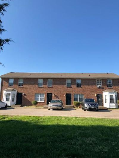 Clarksville Multi Family Home Under Contract - Not Showing: 2000 Tynewood Dr