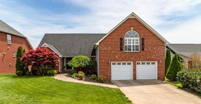 Clarksville Single Family Home For Sale: 3261 Timberdale Dr