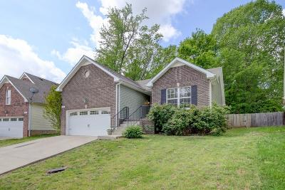 Clarksville Single Family Home For Sale: 308 David Dr