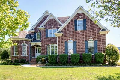 Shelbyville Single Family Home For Sale: 103 Pacific Ave