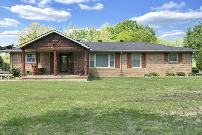 Springfield Single Family Home Under Contract - Showing: 4838 Highway 431n