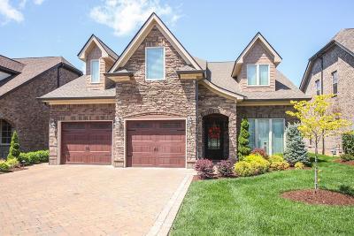 Murfreesboro Single Family Home For Sale: 2022 Watercolor Ln