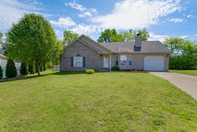 Lavergne Single Family Home For Sale: 1420 Suffolk Ct