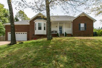 Clarksville Single Family Home For Sale: 954 Brandi Phillips Dr