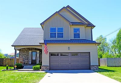 Clarksville Single Family Home For Sale: 966 Silty Dr