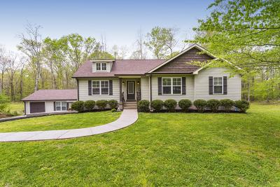 Cheatham County Single Family Home For Sale: 1354 Campbell Ridge Rd