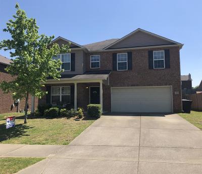 Hendersonville Single Family Home For Sale: 1045 Gannett Rd