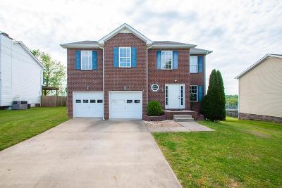 Clarksville Single Family Home For Sale: 1532 Buchanon Dr