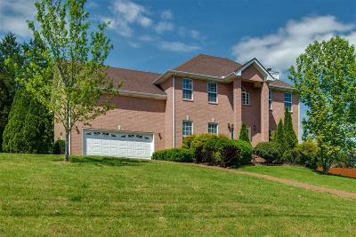 Nashville Single Family Home For Sale: 7952 Poplar Creek Rd