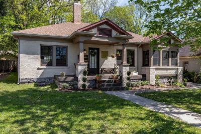 Nashville Single Family Home For Sale: 2111 Early Ave
