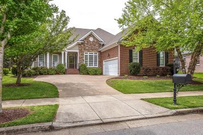 Franklin Single Family Home For Sale: 745 Fountainwood Blvd