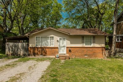 Nashville Single Family Home For Sale: 1017 Maplewood Pl