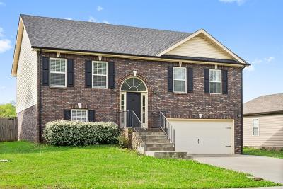Clarksville TN Single Family Home For Sale: $211,000